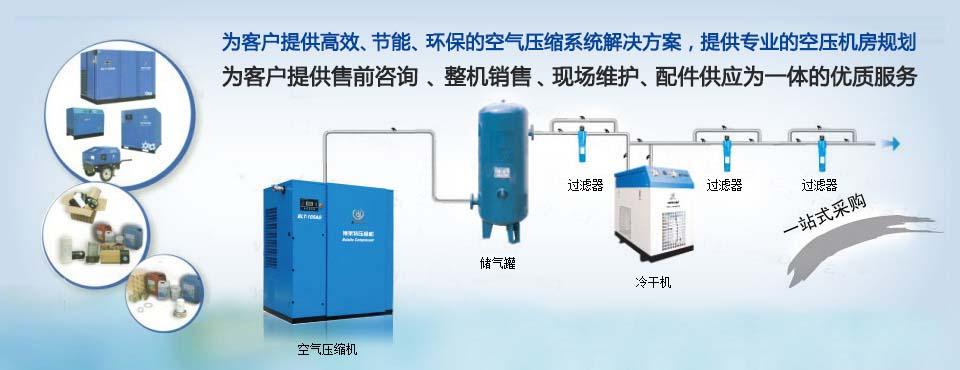 空压机系统设计修改