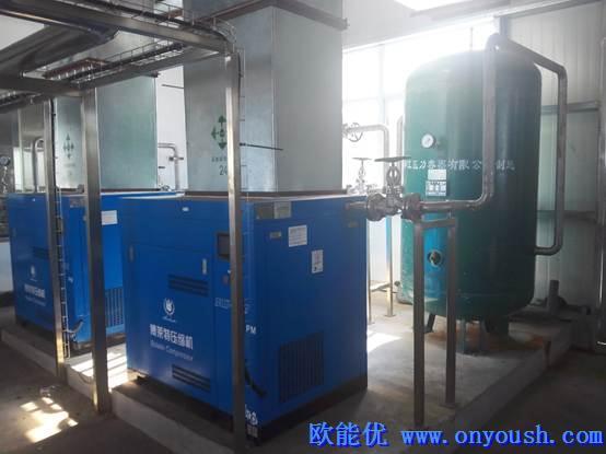 江苏泰州某水泥有限责任公司成功案例