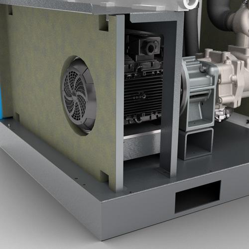 永磁高效电机
