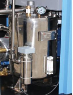 不锈钢的压力容器