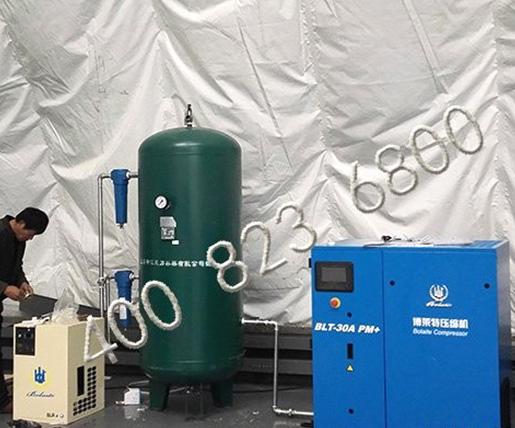博莱特变频空压机,节能安全更省心