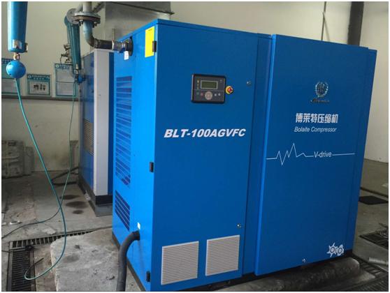申江储气罐应用于仪器仪表行业